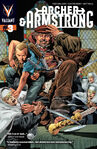 Archer and Armstrong Vol 2 3