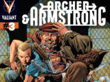 Archer & Armstrong Vol 2 3