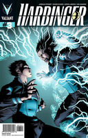 Harbinger Vol 2 3 Zircher Variant