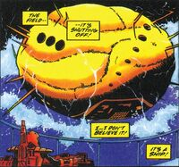 X-O Manowar Vol 1 32 011 Spider Alien Ship
