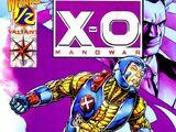 Wizard Presents: X-O Manowar Vol 1 1/2