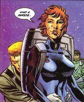 X-O Manowar Vol 1 40 004 Helena Wolfbridge