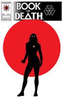 Book of Death Vol 1 2 Perez Variant