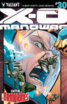 X-O Manowar Vol 3 30