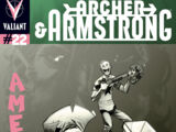 Archer & Armstrong Vol 2 22
