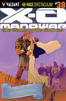 X-O Manowar Vol 3 38 Nord Variant