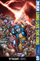 X-O Manowar Vol 3 49 Ryp Variant