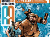 A&A: The Adventures of Archer & Armstrong Vol 1 1