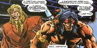 X-O Manowar Vol 1 15 002 Aric and Turok