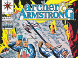 Archer & Armstrong Vol 1 25