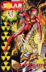 Solar Man of the Atom Second Death