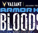 Armor Hunters: Bloodshot Vol 1 1