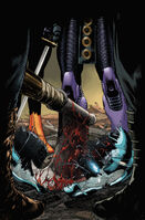 X-O Manowar Vol 3 19 Sepulveda Variant Textless
