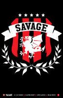 Savage Vol 1 1 Fletcher Variant