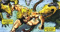 X-O Manowar Vol 1 35 010 Zombie Bionisaurs
