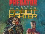 Predator Versus Magnus, Robot Fighter (TPB)