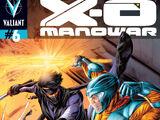 X-O Manowar Vol 3 6