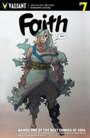 FAITH ONGOING 007 COVER-B LAFUENTE