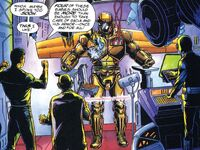 X-O Manowar Vol 1 24 005 Armorines Armor