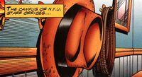 X-O Manowar Vol 1 58 003 Indiana Jones stuff