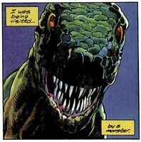 Flo the Dinosaur Archer-and-Armstrong-v1-5 001