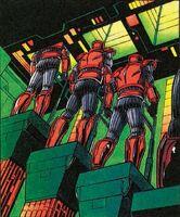 X-O Manowar Vol 1 12 022 XO Commando Armor