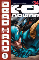 X-O Manowar Vol 3 34