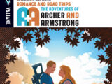 A&A: The Adventures of Archer & Armstrong: Romance & Road Trips (TPB)