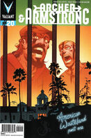 Archer and Armstrong Vol 2 20