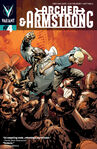 Archer and Armstrong Vol 2 4
