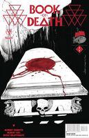 Book of Death Vol 1 1 Sandoval Variant