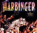 Harbinger: Acts of God Vol 1 1