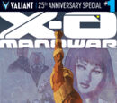 X-O Manowar: Valiant 25th Anniversary Special Vol 1 1