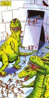 X-O Manowar Vol 1 7 013 Bionisaurs