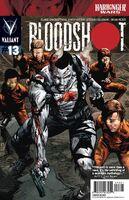 Bloodshot Vol 3 13 Zircher Variant