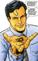 X-O Manowar Vol 1 10 005 XO Ring
