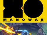 X-O Manowar (2017) Deluxe Edition Book 1 (HC)