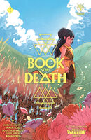Book of Death Vol 1 4 Sauvage Variant
