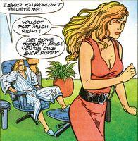 X-O Manowar Vol 1 10 016 Lauren and Aric