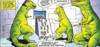 X-O Manowar Vol 1 7 012 Bionisaurs