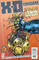 X-O Manowar Vol 2 13