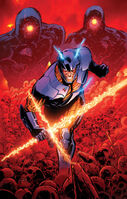X-O Manowar Vol 3 49 Jimenez Variant Textless