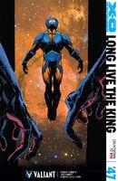 X-O Manowar Vol 3 47 Jimenez Variant