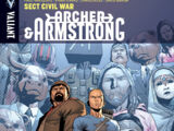 Archer & Armstrong: Sect Civil War (TPB)