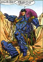 X-O Manowar Vol 1 10 002 Aric