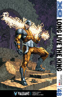 X-O Manowar Vol 3 48 Davila Variant
