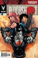 Bloodshot Vol 3 11 Clark Variant