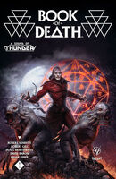 Book of Death Vol 1 3 Markovic Variant
