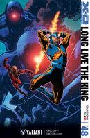 X-O Manowar Vol 3 48 Jimenez Variant