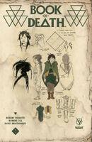 Book of Death Vol 1 1 Design Variant